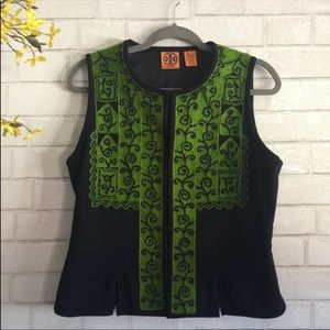 Tory Burch wool vest